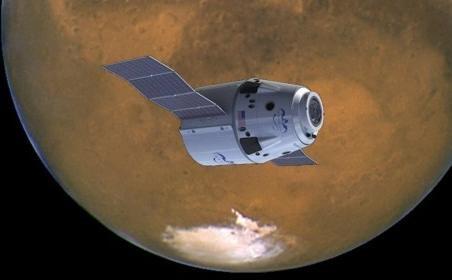 Страсти вокруг пилотируемого полета на Марс разгораются