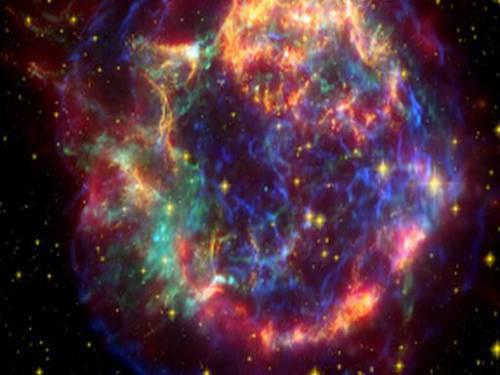 Сверхновая взорвалась, а звезды не осталось