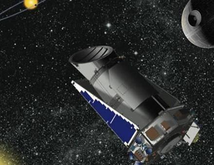Телескоп ;Кеплер; зафиксировал новые планеты!