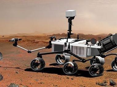 Тонкой атмосфера на Марсе была не всегда…