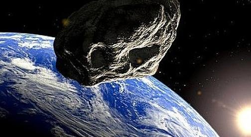 В конце мая рядом с нашей планетой пролетит астероид.