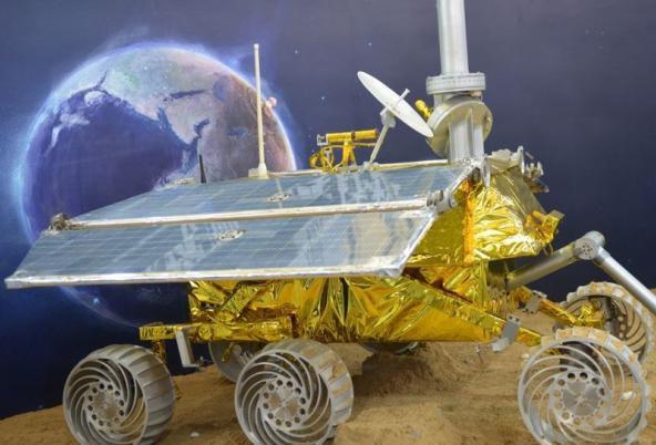 Через неделю Китай надеется посадить на Луне свой ровер