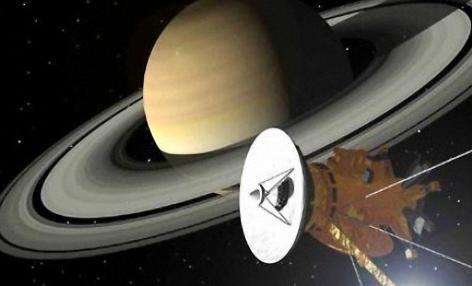 Кассини выяснил: кольца и спутники Сатурна гораздо старше