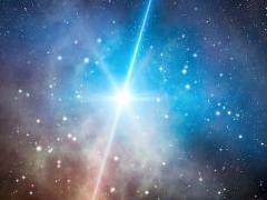 Лучи, идущие от гамма-всплеска, достигли Земли в 8-м столетии