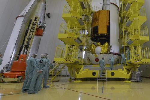 Миссия телескопа Гайя: попав в космос, он должен подготовить трехмерную карту
