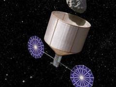 НАСА хочет захватить астероид