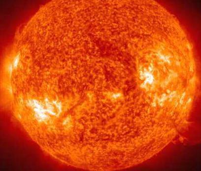 Причина нагрева солнечного ветра магнитная турбулентность.
