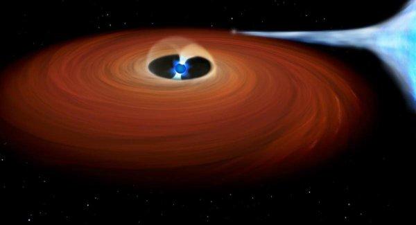 Ученые проникают в тайну загадочного, сверхяркого пульсара