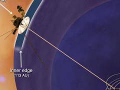 Границы Солнечной системы расположены намного дальше, чем предполагали учёные
