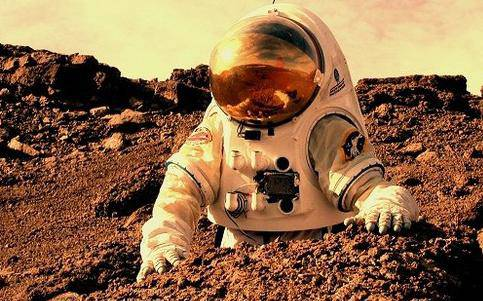 Первых людей высадят на Марсе в 2023 году