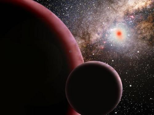 Планеты формируются при помощи тяжелых химических элементов!