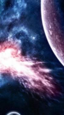 Удивительный космос.