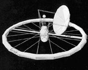 Проект космической станции Вернера фон Брауна (1952 г.)