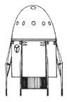 Проект космического корабля для экспедиции на Луну (1930-е гг.)