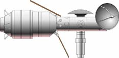 Проект межпланетного корабля МАВР
