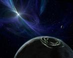 Предположительно так выглядят планеты звездной системы PSR В1257+12