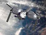 Орбитальный комплекс из модулей ВА-330 (концепт-арт)