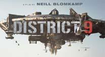 Постер к фильму District 9
