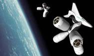 Проект орбитальных гостиниц Galactic Suite в перспективе развития