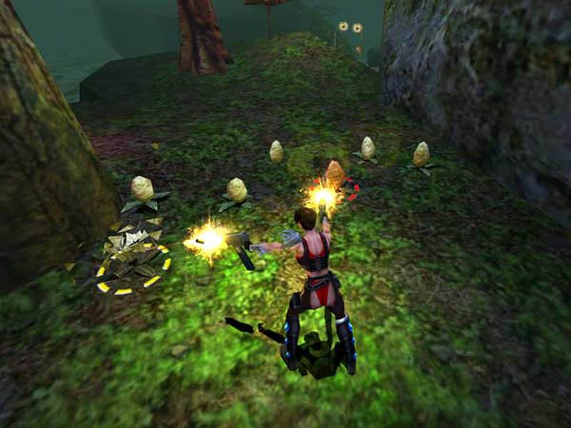 Вот, вкратце, особенности и сюжет игры Heavy Metal FAKK 2. Конечно, всю кра