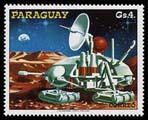 Станция на Марсе (Парагвай, 1978 год)