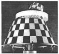 Инфракрасный сенсор спутника MIDAS