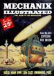 """Обложка журнала """"Mechanix Illustrated"""" где был использован рисунок Ф.Тинсли"""