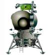 Советский лунный модуль ЛК (Н1-Л3, 1964 г.)