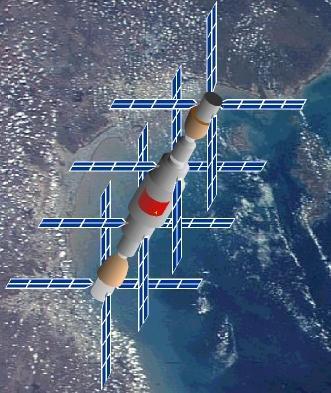 модуль Tiangong 1 может быть выведен на орбиту