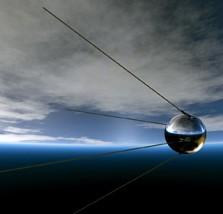 Спутник номер 1 – советский вариант.