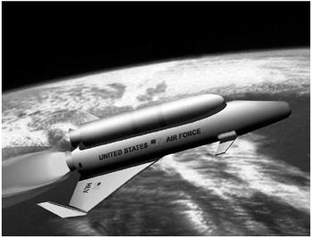 Американский космический проект - ARES