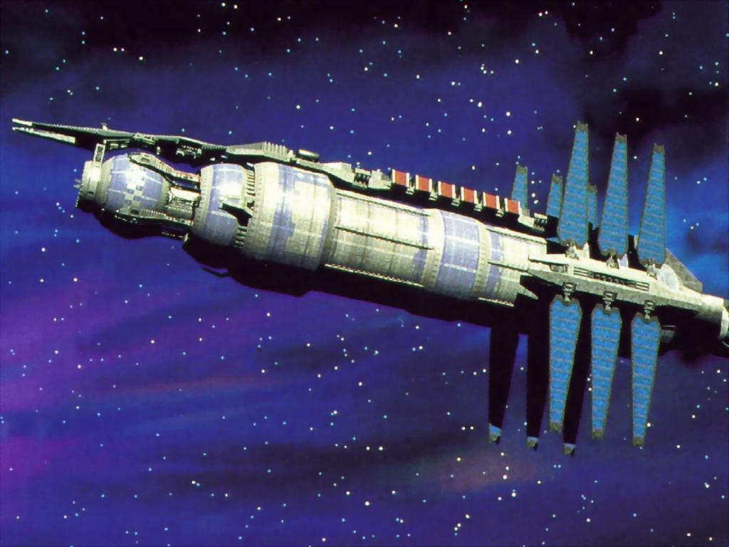 Фильм «Babylon 5» – от проекта к станции.