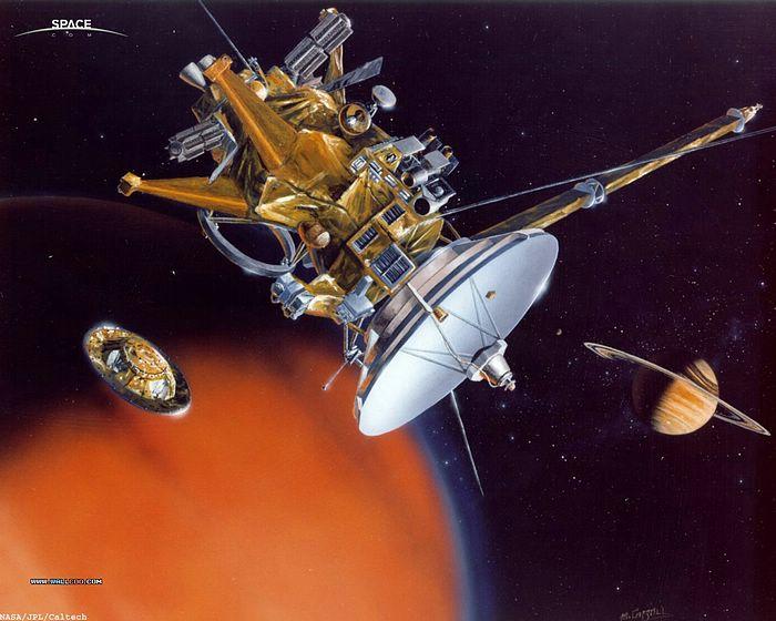 "Миссия ""Cassini""."