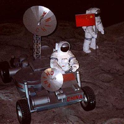 И снова китайцы – теперь на Луне.