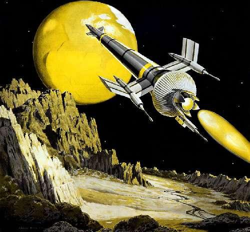 Ф. Тинсли «Марсианский шпион» (1959)