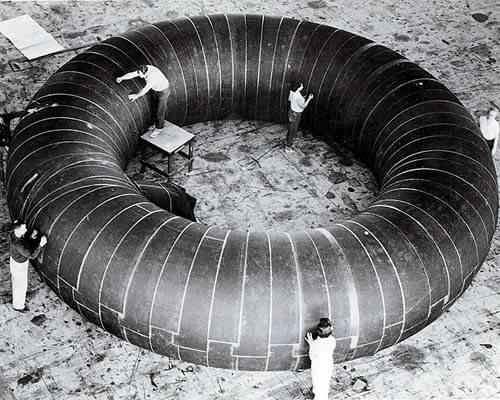 О проекте надувных космических аппаратов