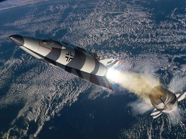 A-9\A-10 – первый шаг к космосу ?