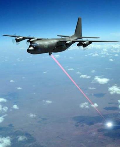 SDI. Боевые лазеры.
