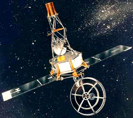 Космический межпланетный корабль Mariner 2