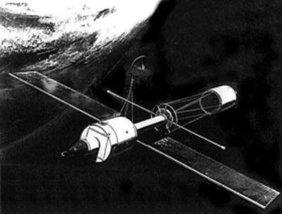 Орбитальная эпопея США – MORL