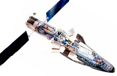 Орбитальная платформа MTFF