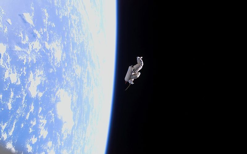 Спутник-скафандр