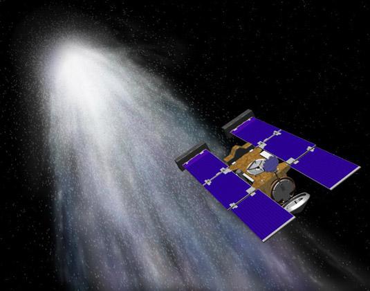 stardust mission - Звездная пыль