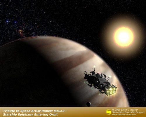 размышления на тему межзвездных полётов