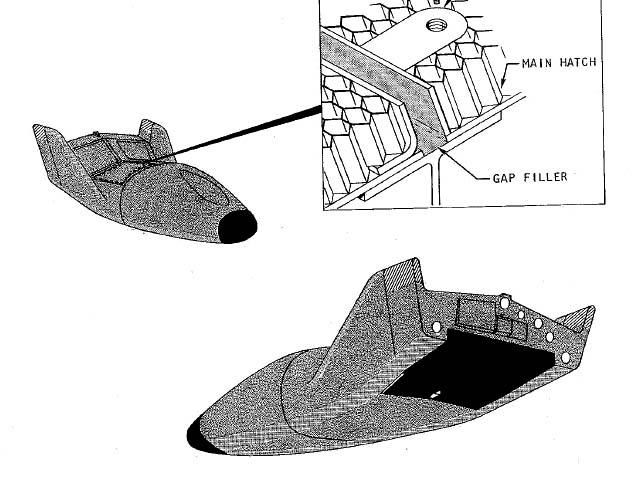 Первый опытный образец космоплана SV-5D