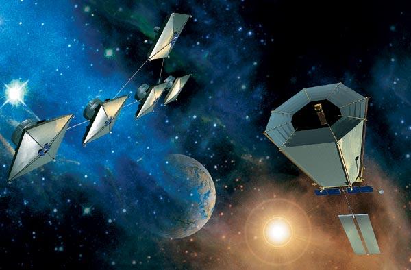 """космических телескопов COROT и """"Kepler"""""""