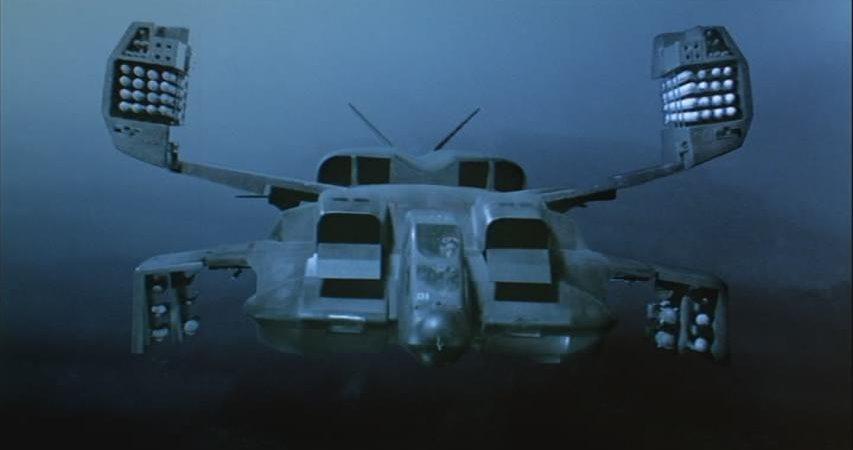 "Космический корабль: ""Aliens"" \ UD-4L ""Chyenne""."