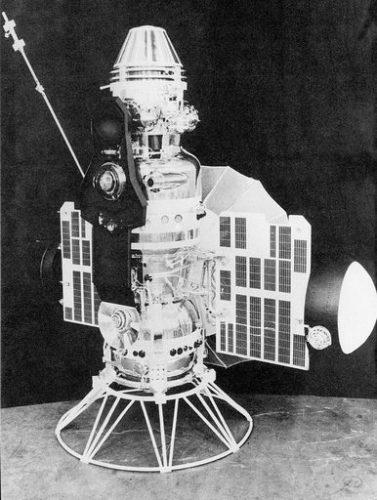 Межпланетные станции к Венере