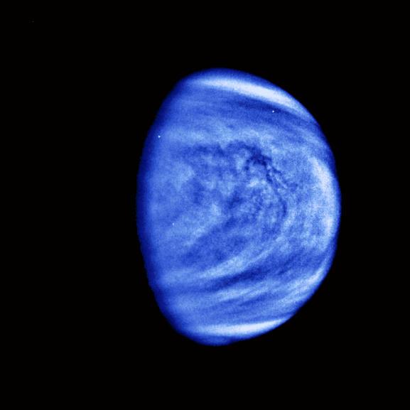 «Голубая планета». Первый полет.