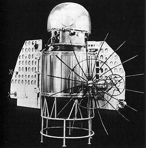"""АМС """"Венера-1"""" оснащалась двигательной установкой КДУ-414."""
